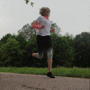 Paola Bellicchi correre naturale correre bene scapre barefoor scarpe minimal