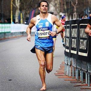daniele de pasquale correre piedi nudi scalzo freet spring scarpe minimal barefoot corsa naturale